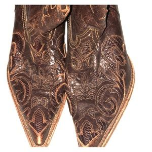 Women's Corral Cowgirl Boots